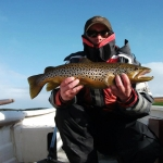 Recent visit to Quien by John McInairnie, 12 fish - best 5lb 10ozs