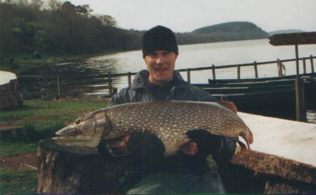 Record Breaking Pike